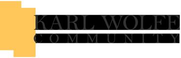 Karl Wolfe Community Logo